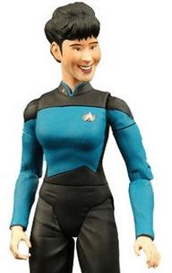 Nurse Ogawa action figure