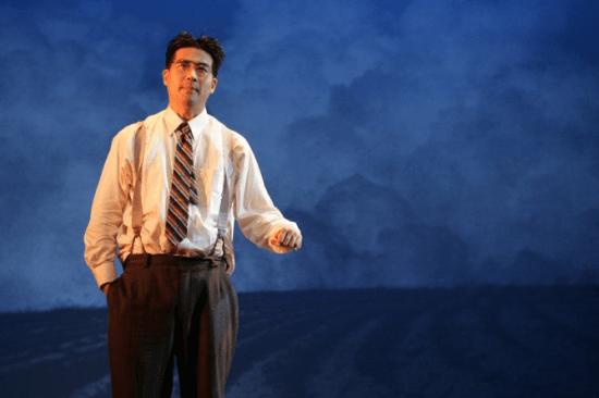 Ryun Yu as Gordon Hirabayashi (Photo by Michael Lamont)