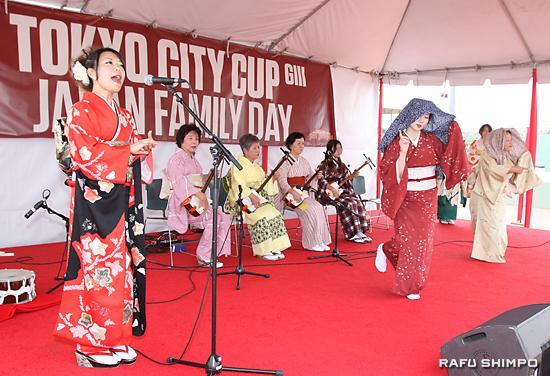 松豊会の日本民謡