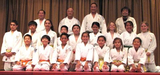 gardena judo group