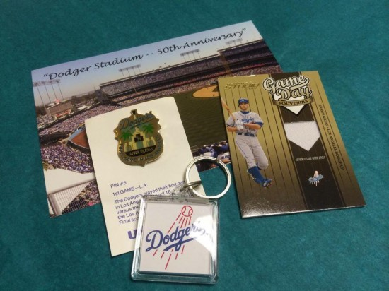 Some of the prizes you can win playing baseball-themed games at Target Free Family Saturday.
