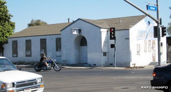 The church building in 2007. (MARIO G. REYES/Rafu Shimpo)