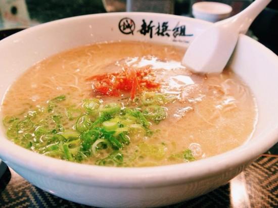 L.A.'s Shin-Sen-Gumi Hakata Ramen is among the participating restaurants.