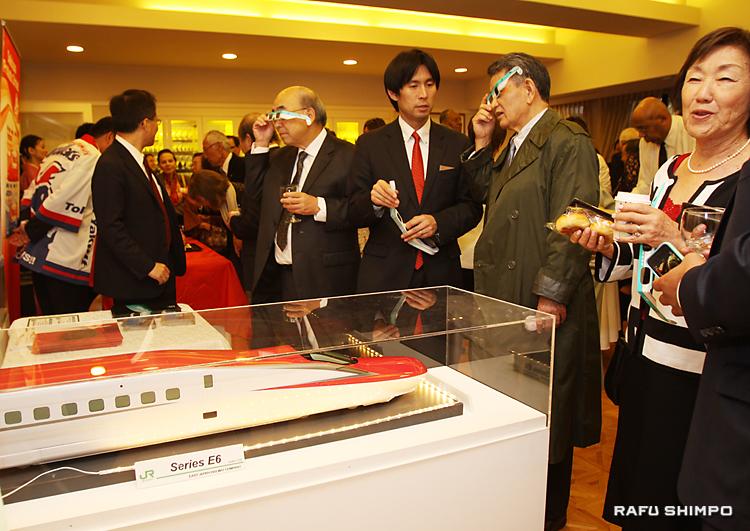 新幹線と日本観光のプロモーション