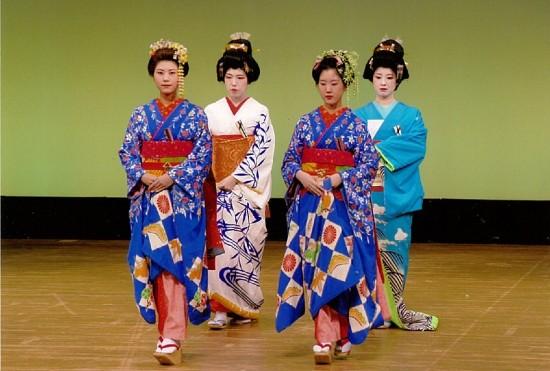 kimono festival
