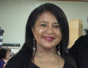 Velina Hasu Houston (J.K. YAMAMOTO/Rafu Shimpo)