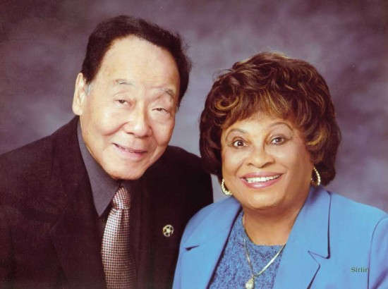 Jerry and Dorothy Enomoto