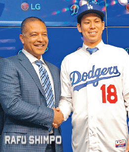 With Kenta Maeda, Dodgers manager Dave Roberts has a potent right arm to complement a wealth of lefties, including ace Clayton Kershaw.