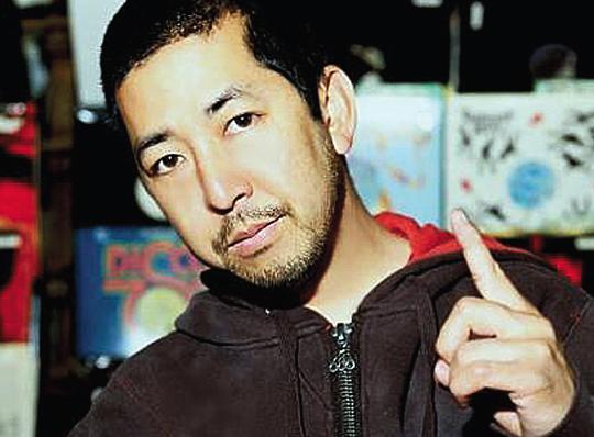 """DJ Hideo, """"The Hardest-Working DJ on the West Coast."""""""