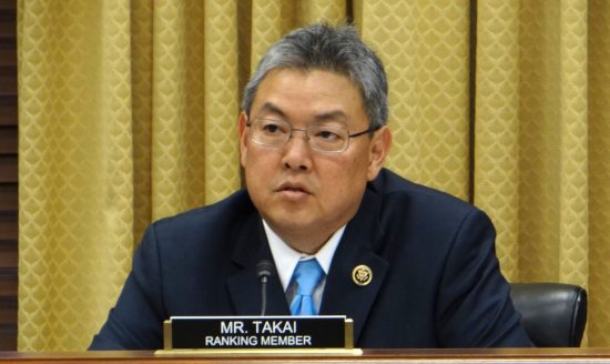 Rep. Mark Takai (D-Hawaii)