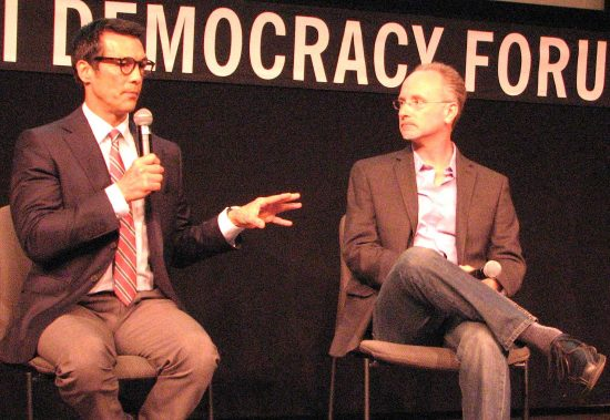 "David Ono and Jeff Macintyre discuss their documentary ""Unknown Warriors of World War II."""
