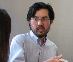 Wayne Osako (Rafu Shimpo photo)