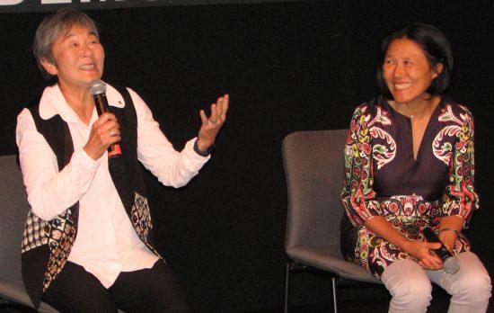 "Sharon Yamato and Ann Kaneko discuss their documentary ""A Flicker in Eternity."""