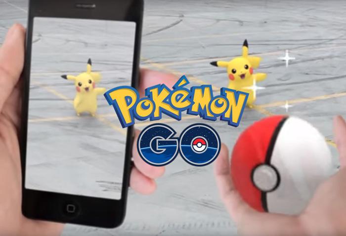 米国で爆発的人気を集めているスマートフォン向けゲームアプリ「ポケモンゴー」