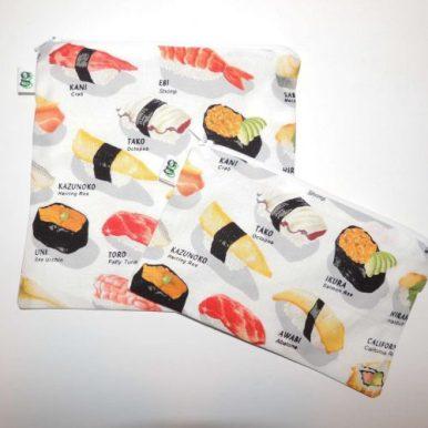 Zero Waste Lunch Bag Set_Product Photo
