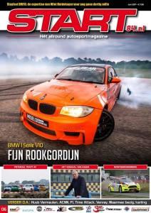 Cover van autosportmagazine Start 84 van juni 2017 met daarin bijdragen van Ralph Stoové