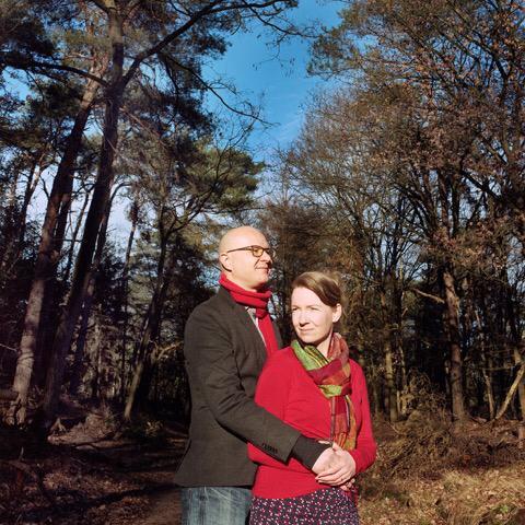 Foto door Sarah Wong van Marjolein en Ralph Stoove voor Herman Magazine