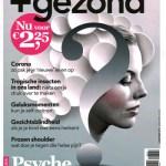 Cover van editie 3 van 2020 van Plus Gezond welke in juni verscheen