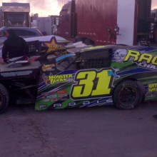 2012 Kevin Faddis - Rage Chassis