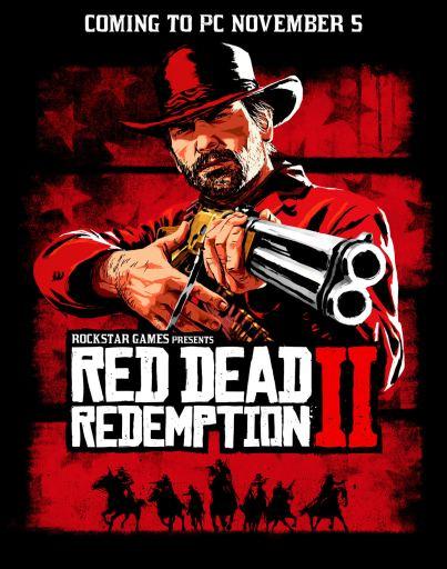 Red Dead Redemption 2 PC : sortie pour le 5 novembre