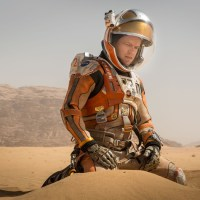 Oscars 2016: The Martian