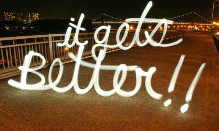 It Gets Better: A Letter to Doubters