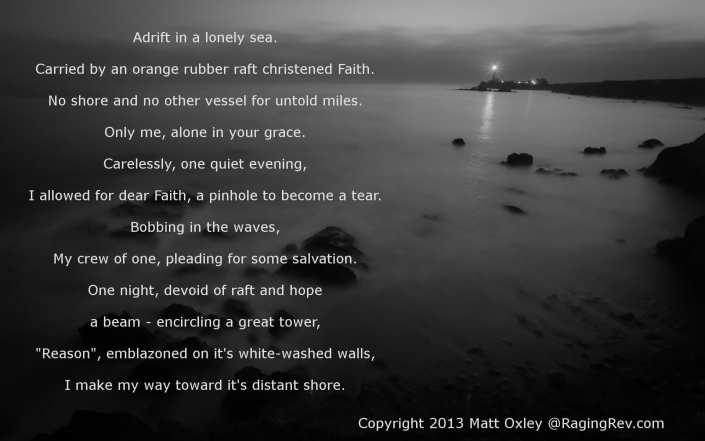 Faith - Poem