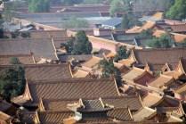 Les toits de la Cité Interdite