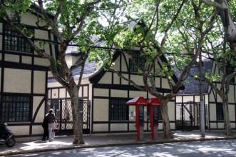 Des maisons normandes... à Shanghai