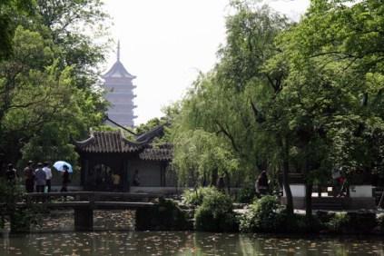 Suzhou, ville de jardins et d'eau