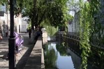 Les voies sur berge de Suzhou