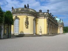 Palais de Sanssouci - Postdam 3