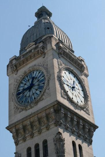 Tour de l'Horloge, Paris Gare de Lyon