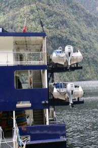 Poupe du Fiordland Navigator