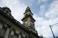 Le beffroi du Dunedin Town Hall