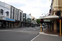 George Street, artère principal de Dunedin