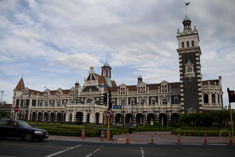 NZ datant de Dunedin