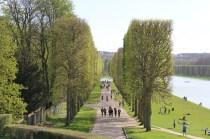La promenade des Versaillais