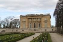 Vue sur le Petit Trianon
