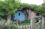 C'était un trou de hobbit, d'où un certain confort