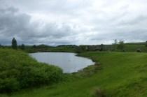 Le petit lac au milieu d'Hobbitebourg