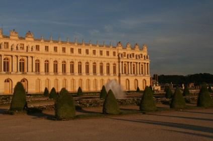 Aile du Midi, Château de Versailles