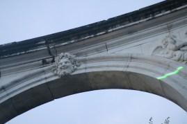 Détail du Bosquet de la Colonnade