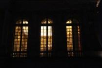 Vue sur le Salon de la Guerre, Château de Versailles