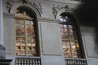 Vue sur le Salon d'Hercule, Château de Versailles