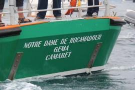 Notre-Dame de Rocamadour, SNSM de Camaret-sur-Mer