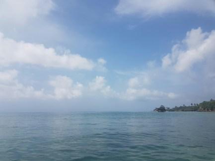 Bumbwini beach