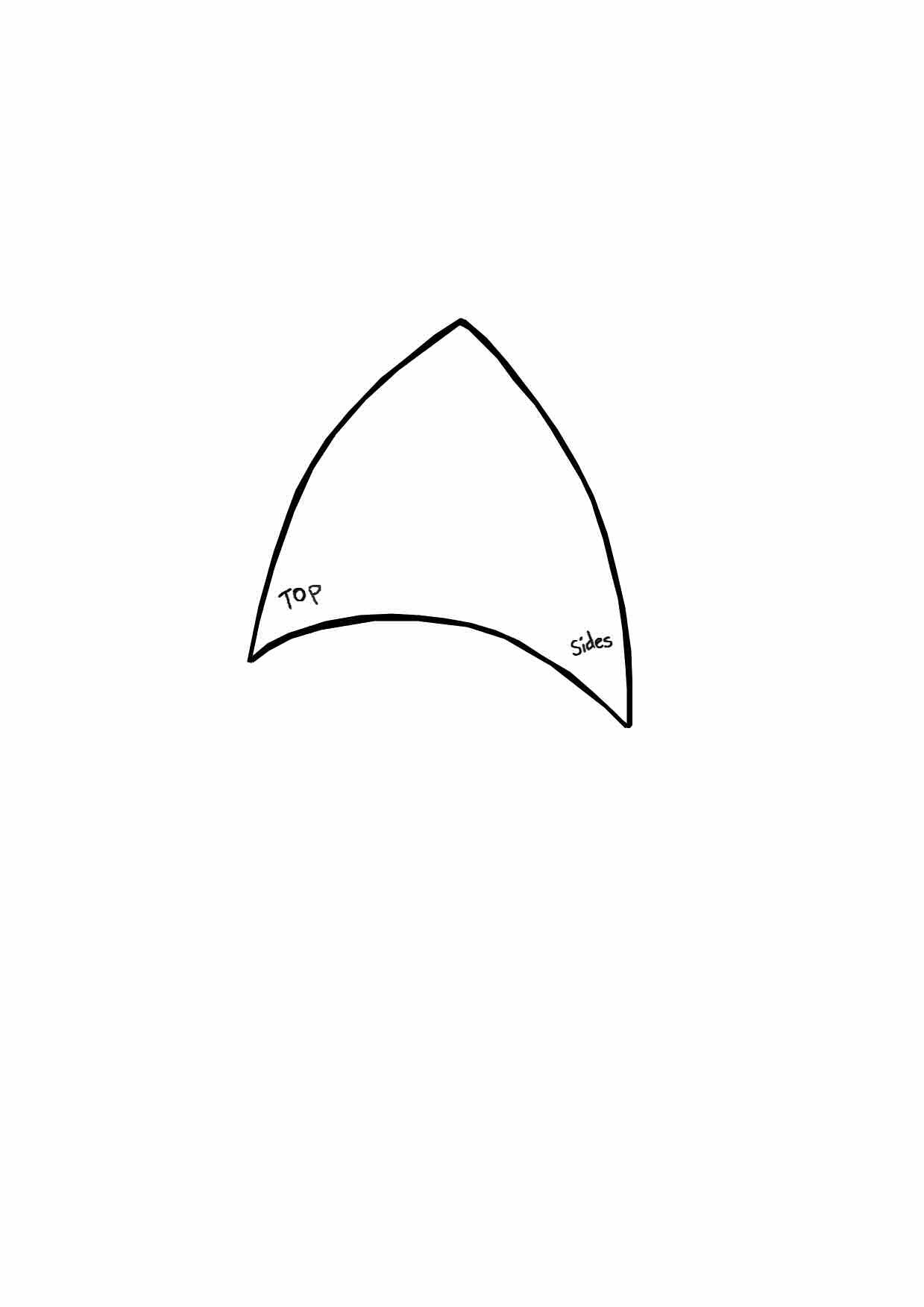 Cat Ears Headband Last Minute Halloween Diy Printable