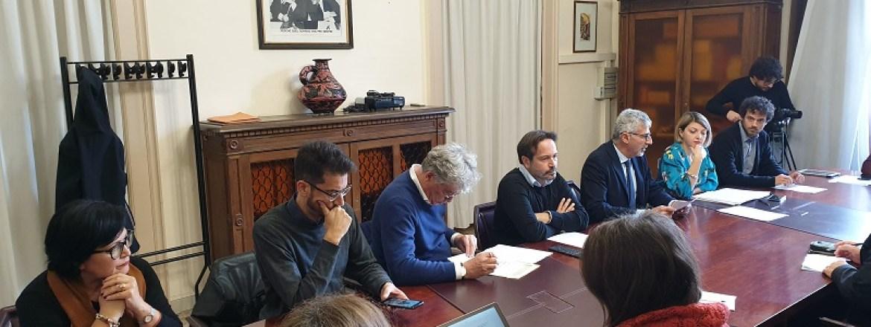 Il progetto 'Tessere Cultura' presentato al Comune di Ragusa