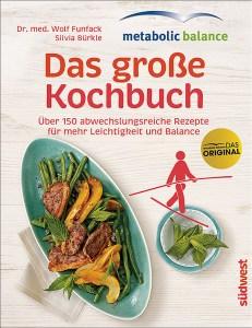 metabolic-balance Das grosse Kochbuch von Wolf Funfack